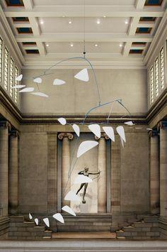 Ghost / Alexander Calder, 1964