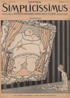 Karl Arnold - Simplicissimus Cover