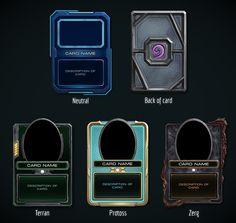 Hearthstone Starcraft 2 Skin Concept on Behance