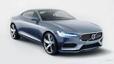 1920x1080 free desktop wallpaper downloads 2013 volvo coupe concept