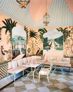 Head to Caffé Palladio Jaipur, the frothy new restaurant from the creators of perennial favorite Bar Palladio Jaipur | archdigest.com