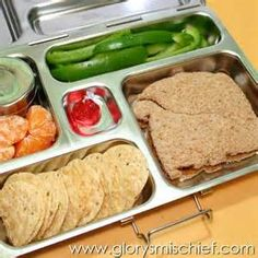 Image detail for -Easy Kids School Lunch Ideas – Creative Bentos by Glory