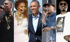 Uzalendo: Barack Obama ataja nyimbo anazopenda kusikiliza