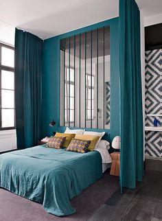 een eclectisch appartement in Parijs