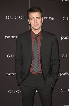 Actor Chris Evans attends the 'Puncture' premiere at the Angelika Film Center on September 15, 2011 in New York City.