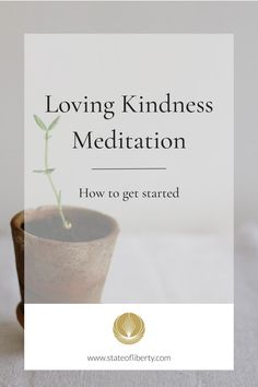 Loving kindness meditation is about cultivating love and compassion through mentally repeating a series of phrases. It is an effective way to increase self love, love for others, and compassion. A regular practice can have far reaching benefits such as an increase in positive emotions and greater capacity for empathy. Here you will find a simple loving kindness meditation to get you started. Daily Wellness   Self-Care Ideas #HomeRetreat #Affirmations #PeaceWithin Feeling Loved, How Are You Feeling, Loving Kindness Meditation, Meditation For Beginners, Physical Pain, Meditation Space, Self Compassion, Have You Tried, What Is Love