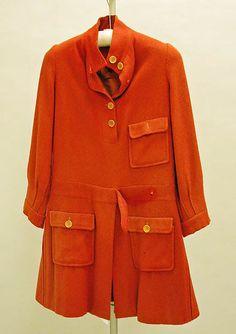 * Ski jacket - wool - fall/winter 1924–25 Jeanne Lanvin