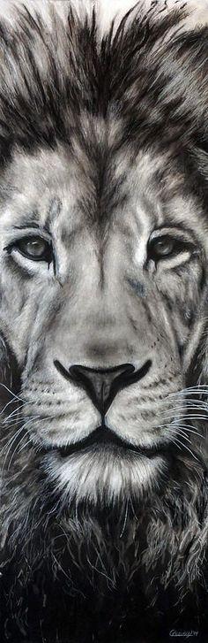 Guardian Drawing by Courtney Kenny Porto