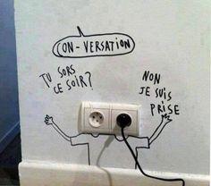 Images Une prise déjà prise Images drôles Images rigolotes sur Humour.com
