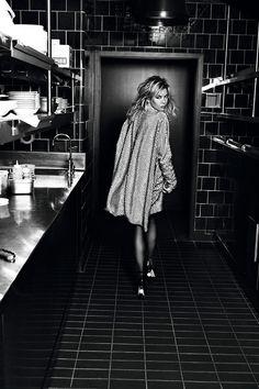 Renee Zellweger. Photography by Bryan Adams.