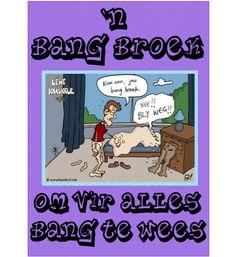 Idioom: Bang broek Afrikaans, Idioms, Kids Learning, Teaching, Education, Comics, Funny, Jaco, Grade 3