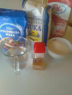 Pečené buchty dvoch chutí (fotorecept) - recept | Varecha.sk Soap, Bottle, Flask, Bar Soap, Soaps, Jars