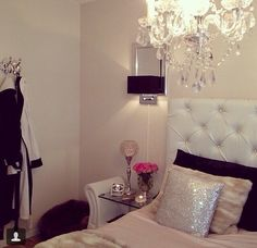 I love this room. Something I want to have in the future