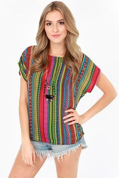 http://www.lulus.com/products/golly-geometry-multicolor-print-top/128330.html MR