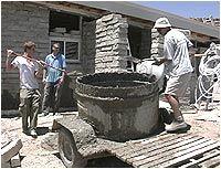 Papercrete Mixes & Methods, Papercrete Research