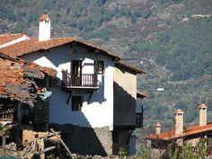 Un bonito rincón a las afueras de Casas del Castañar.