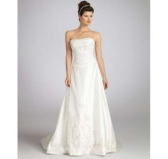 Tradesy wedding dresses, etc., previously owned.
