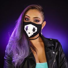 Anything can be hacked... and everyone.. Did you catch my newest cosplay as #sombra ?! I HAD to do it since I already have the side shave! @nickymarcel hooked it up with the side shave design. Check out the full video on the iHasCupquake Youtube channel.  @redb15 #overwatch #cosplay