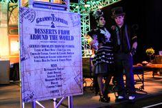 Grammy Celebration 2015 Menus with talent
