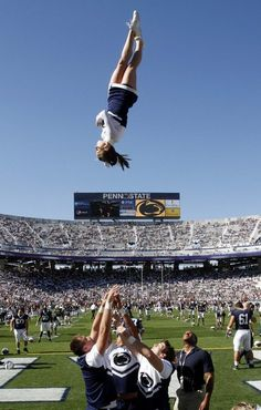 Go Penn State Nittany Lions!