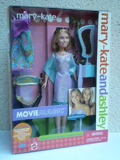 Mary-Kate Doll Movie Magic from Mary-Kate & Ashley Movie Barbie Mattel 2001   eBay