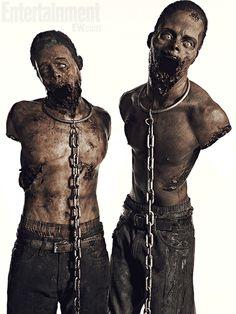 Michonne's Walkers