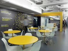 A Strong Statement: At Sandow's New York Headquarters | Projects | Interior Design