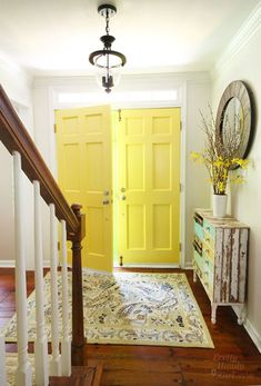 Benjamin Moore Yellow Highlighter