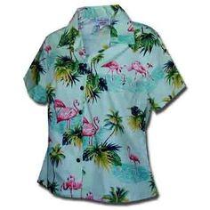 Hawaiian shirts for women   Hawaiian Aloha Shirts