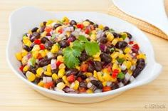 Recipe: Black Bean Fiesta Salad