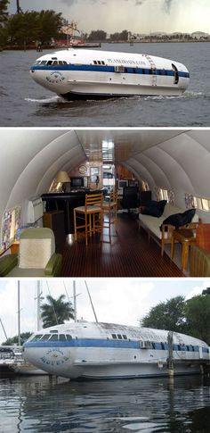 ALH-weird-boats-cosmic-muffin-plane-turned-house-boat
