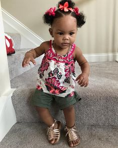 20 Super Sweet Baby Girl Hairstyles | Hairstyles for little girls ...