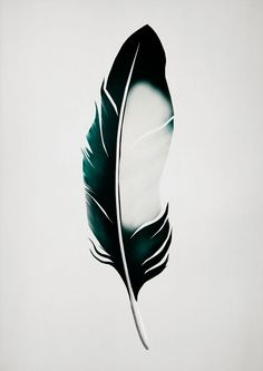 Magpie Feather. Tattoo Inspiration