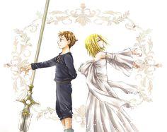 Family Bond - Nanatsu no Taizai ~ DarksideAnime Anime Seven Deadly Sins, 7 Deadly Sins, Film Anime, Manga Anime, Anime Art, Vampire Knight, Blue Exorcist, Ban And Elaine, Nature Pictures