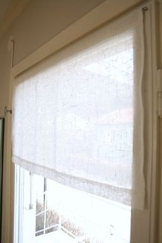Easy window covering