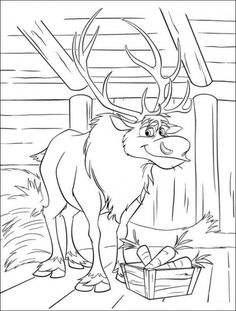 35 FREE Disneys Frozen Colouring Pages Printable Free For Kids