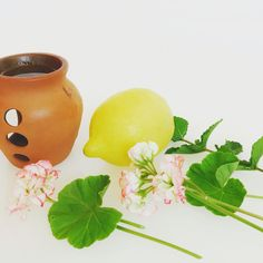 Blend pure rose #geranium, #lemon and #peppermint #essentialoils in the ratio of 3:2:1 into a diffuser or oil burner(add water) and enjoy! #diy #aromatherapy #recipe #naturalhomeidea #wellover40 #herbs #wellness #veganbeauty #crueltyfreebeauty #essentialoilrecipe #naturalbeauty #cleanbeauty #organicbeauty #greenbeauty #holisticbeauty #ecobeauty #greenbbloggers #holistichealth #healthylifestyle #healthychoices #naturalliving #cleanliving #wellnesszone #wellnessjourney #wellnesswednesday