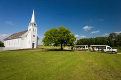 Batoche National Historic Site - Saskatchewan, Canada