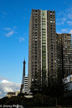Beaugrenelle Paris - les Tours et la Tour