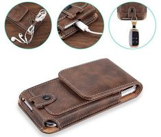 😍 Universal Pouch Leather phone Case For iphone XS X 6 7 8 plus Waist Bag Magnetic holster Belt Clip phone cover for redmi 5 plus 😍 by Amzon World. Iphone Leather Case, Leather Pouch, Pu Leather, Phone Wallet, Clip Wallet, Android Phone Cases, Iphone Cases, Samsung Cases, Apple Iphone 6