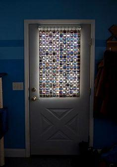 フォトカーテン Photo Slides Curtain  via http://bit.ly/1rleet0