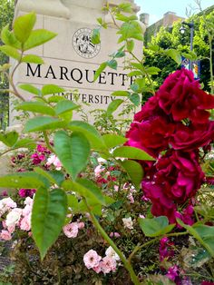 Welcome to the first day of summer at Marquette University.