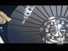 ▶ Inside a Hard Disc Drive - YouTube