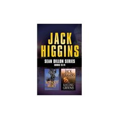 Without Mercy / the Killing Ground (Unabridged) (CD/Spoken Word) (Jack Higgins)