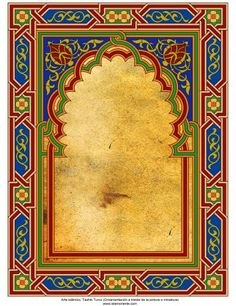 http://fotografia.islamoriente.com/en/content/islamic-art-turkish-tazhib-ornamentation-through-painting-and-miniature-frame-93