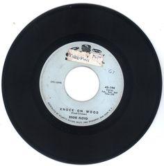 Eddie Floyd 45 rpm Knock on Wood vintage vinyl by vinylplus, $2.99
