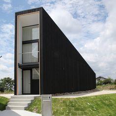 Negro es el nuevo blanco: 10 viviendas con exterior añejado - news - *faircompanies