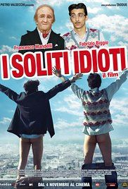 I Soliti Idioti 1 Streaming. The hit series The Usual Idiots becomes a movie. Scorrettissimi, irreverent yet entertaining, the hilarious sketch played by Fabrizio Biggio and Francesco Mandelli are now a cult that not only infects younger people.