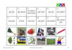 EI 9 Spelling, Mini, Dutch, School, Cards, Dutch Language, Maps, Playing Cards, Games