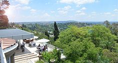 Joburg 's Darling. Brunch With a Killer View